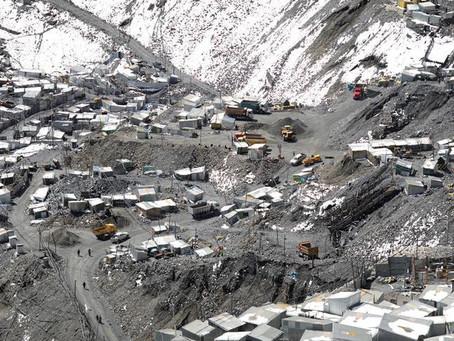 Contagios de coronavirus en sector minero de Perú ascienden a casi 3.000 trabajadores
