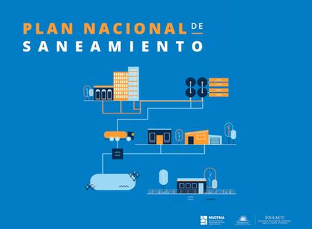 Uruguay presentó Plan Nacional de Saneamiento con foco en universalización del acceso a 2030