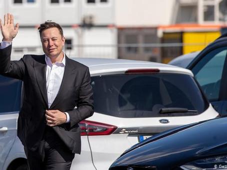 Elon Musk ganó más de 7.000 millones de dólares en un día