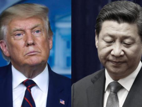Trump corta financiación de empresas de EE. UU. al ejército chino, considerado una amenaza nacional