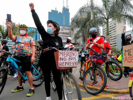 Perú acéfalo, sin presidente ni jefe del Congreso