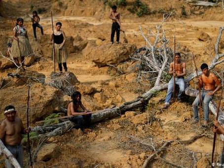 En la selva no habrá quien los salve de la pandemia