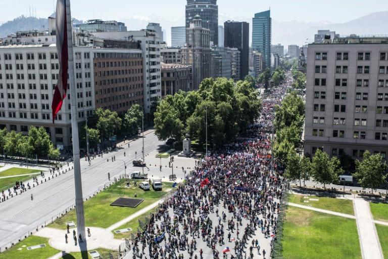 AFP / Pedro Ugarte