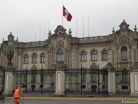 Piden en Perú restituir la pena de muerte para corruptos