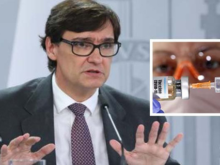 España creará una base de datos secreta de personas que rechazan la vacuna COVID