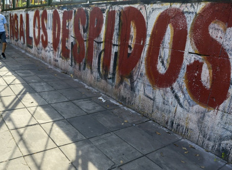 El coronavirus dejará 11,5 millones de nuevos desempleados en América Latina en 2020