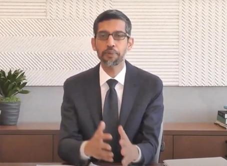 GOOGLE Admite que los Medicos no tienen Libertad de Expresión por las directivas de la ONU