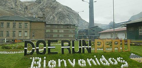 Firma china compra pequeña mina de cobre propiedad de Doe Run Perú