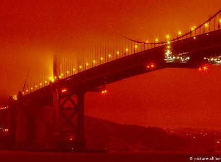Incendios arrasan la costa oeste de EE.UU. y dejan seis muertos