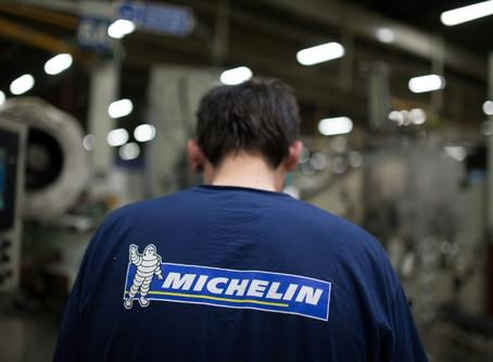 Michelin suspende la producción en sus plantas de España, Francia e Italia