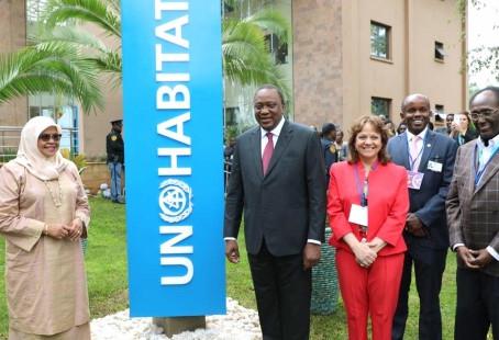 La Asamblea de ONU-Hábitat busca ciudades más sostenibles y seguras