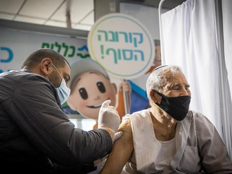 El Comité de Helsinki declarará a Pfizer realizar un experimento humano no autorizado en Israel