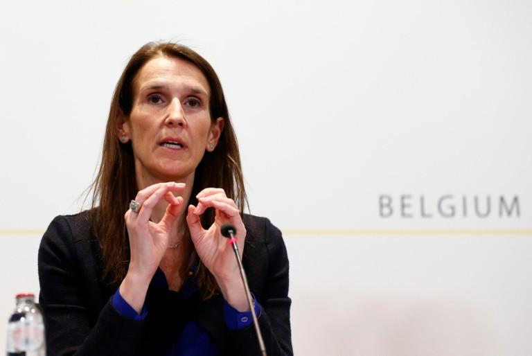 POOL/AFP / François Lenoir