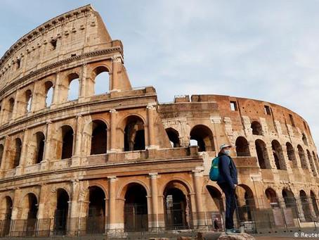 Región de Roma impone toque de queda para detener rebrote