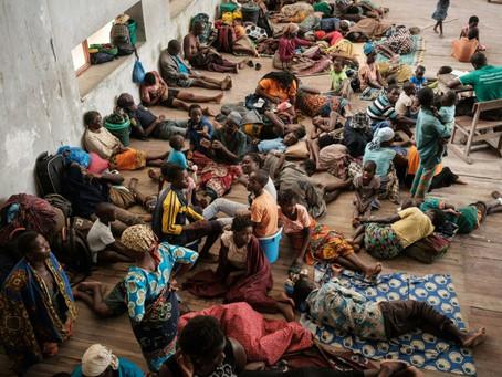 Aumentan a más de 600 los muertos por ciclón Idai en África austral
