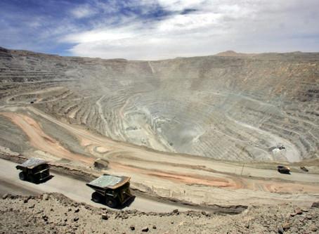 Más de 3.200 trabajadores de estatal chilena Codelco anuncian huelga