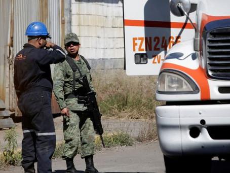 Guanajuato: tierra de robos en grande