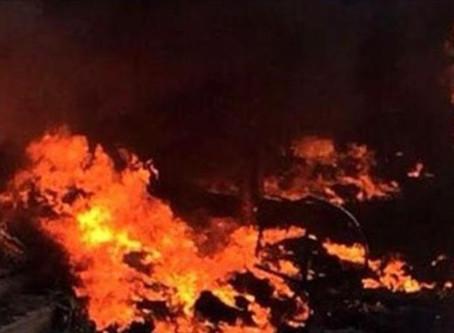 Un incendio devasta 50 almacenes de alimentos en Irak