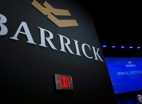 Barrick dice acepta decisión de corte chilena sobre polémico proyecto; no apelará