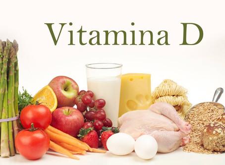 La deficiencia de vitamina D puede aumentar el riesgo de coronavirus, dice un estudio