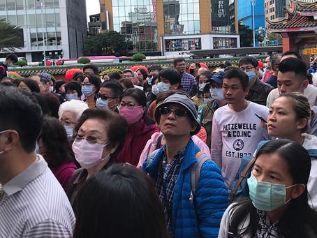Sin confinamiento ni restricciones: 7 muertos por coronavirus en Taiwán