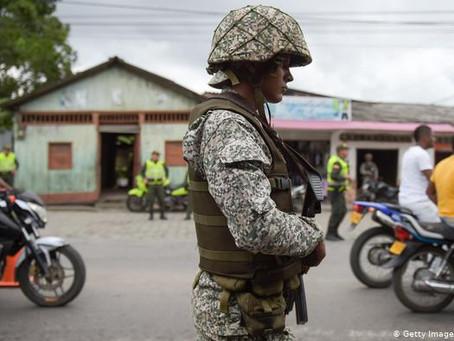 Al menos 17 muertos en tres masacres en menos de un día en Colombia, según autoridades