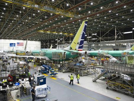 Los reguladores aéreos concluyen reunión sin fecha de retorno para el 737 MAX