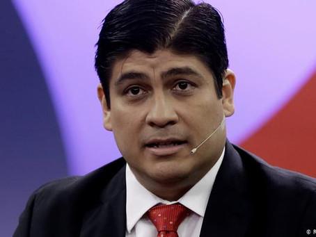 Costa Rica: Carlos Alvarado desiste del FMI y llama a diálogo