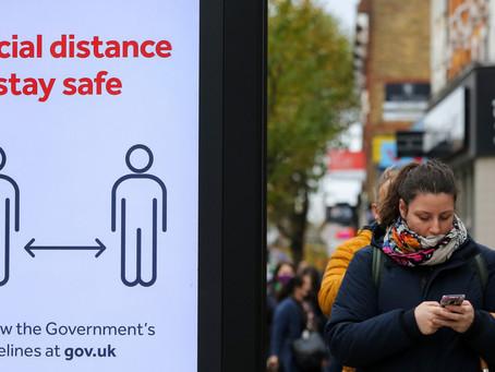Portugal, Austria e Inglaterra anuncian cierres a medida que Europa endurece más las restricciones