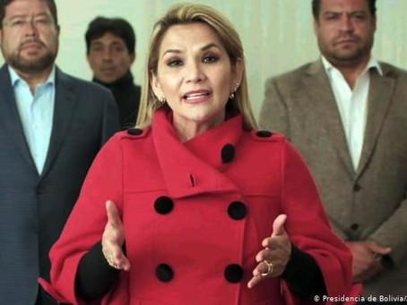 Tres ministros anuncian su salida del gobierno boliviano tras desacuerdos internos