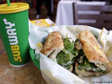 """El pan ofrecido por Subway """"no es pan"""", sentencia la Corte Suprema irlandesa"""