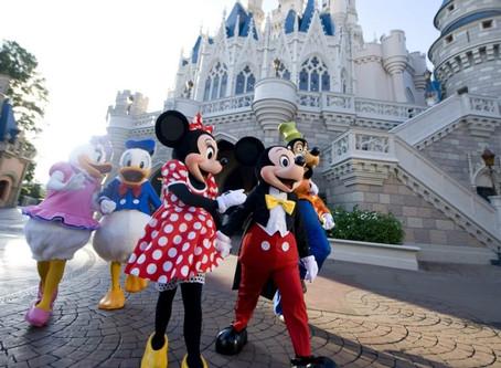 Disney World reabre con uso obligatorio de mascarillas y con Mickey a distancia