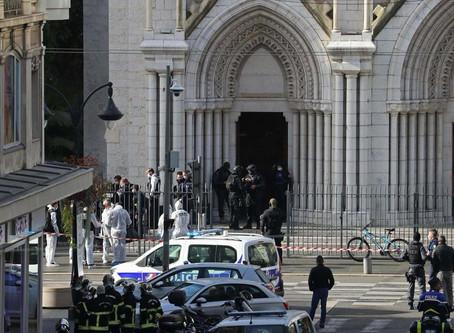 Al menos tres muertos y varios heridos en ataque con cuchillo en Niza