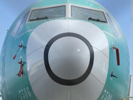 Boeing realiza vuelos de prueba con reparación en sistemas del 737 MAX