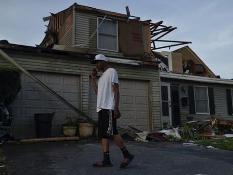 Un potente tornado deja daños, heridos y a millones sin energía en Ohio