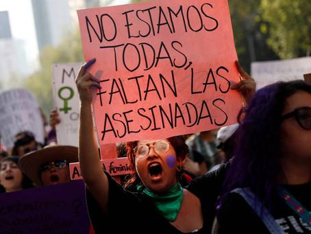 México combatirá los feminicidios con una ayuda millonaria de la Unión Europea