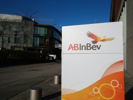 La pandemia golpea al gigante de la cerveza AB InBev