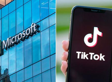 Tras el plazo impuesto por Trump a TikTok, Microsoft confirmó que está comprometida a adquirirlo