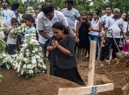Sri Lanka reduce de 359 a 253 el número de muertos por los atentados