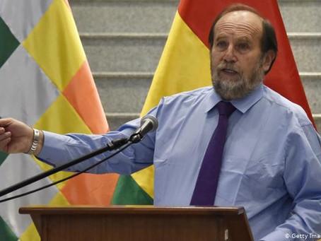 Arrestan a ministro de salud de Bolivia y ordenan auditoría por escándalo respiradores