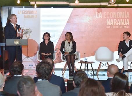 Hoy podemos decir que la Economía Naranja está en marcha y San Felipe es una realidad: Pdte Duque