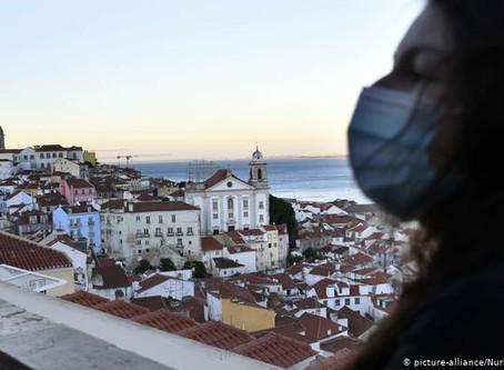 Portugal impone uso obligatorio de mascarilla en espacios públicos
