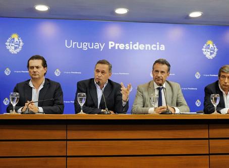Gobierno Uruguay suspende vuelos provenientes de Europa a partir del viernes 20 de Marzo