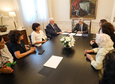Presentaron el nuevo protocolo para la atención de las personas con derecho a la interrupción legal