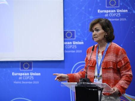 """España: """"es imprescindible alcanzar compromisos con perspectiva de género para luchar contra Clima"""