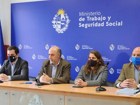 Uruguay: retorno de 45.000 trabajadores a la actividad laboral señal clara de reactivación economica