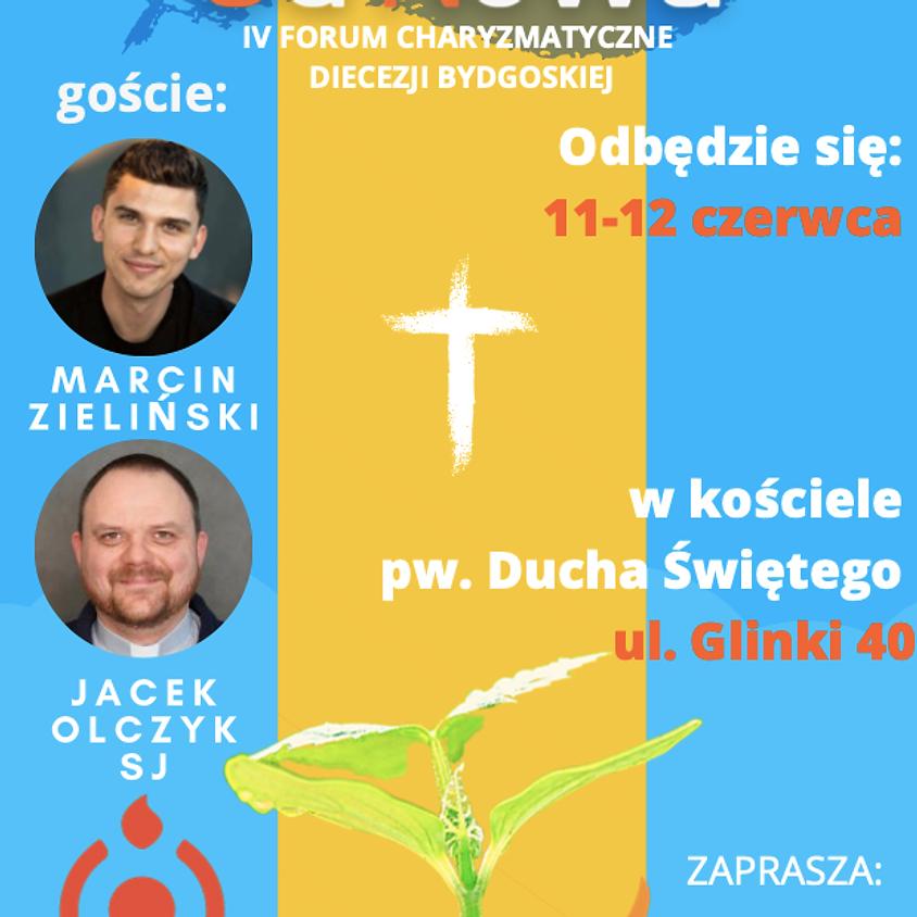Forum Charyzmatyczne w Bydgoszczy.