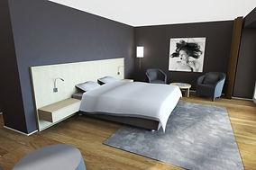 Chambres et mobilier sur mesure, bureau d'étude et entreprise générale, grandes marques de la décoration - Waterloo, Belgique