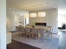 Tables de salles à mange et mobilier sur mesure, bureau d'étude et entreprise générale, grandes marques de la décoration - Waterloo, Belgique