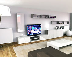 Meubles TV et mobilier sur mesure, bureau d'étude et entreprise générale, grandes marques de la décoration - Waterloo, Belgique